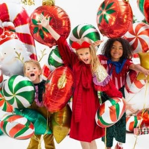 kerstversiering-folieballon-candy-red-green (4)