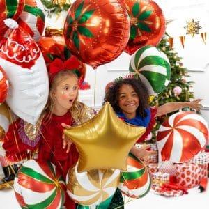 kerstversiering-folieballon-candy-red-white (1)