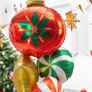 kerstversiering-folieballon-christmas-bauble-red-green (1)