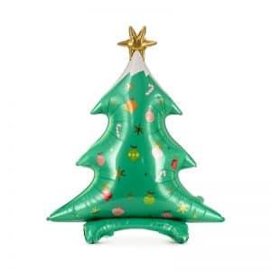 kerstversiering-folieballon-christmas-tree