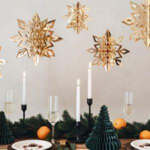 kerstversiering-hangende-decoratie-golden-snowflakes (2)