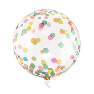 kerstversiering-orb-ballon-dots-mix-40cm
