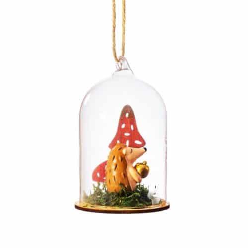 kerstversiering-kerstornament-hedgehog-dome